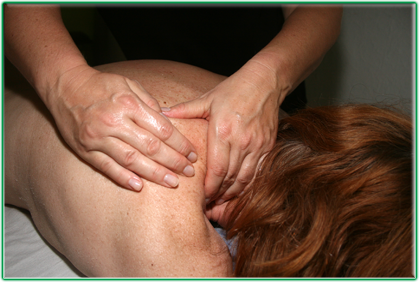 Ulrike Gibbert Mobile Massage Hamburg